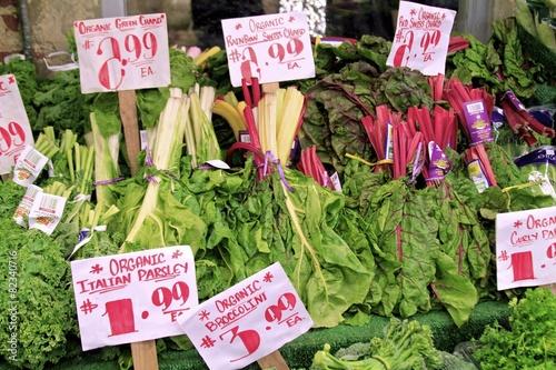 Chelsea Market - Fresh Produce Poster
