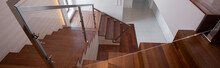 Wooden Staircase In Exclusive ...