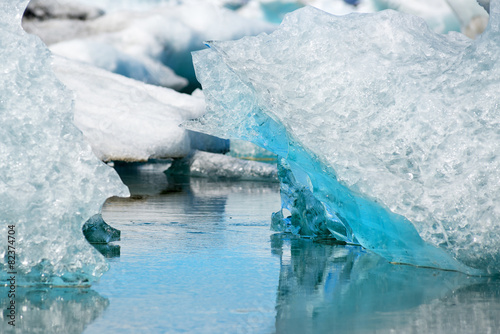 Foto op Aluminium Arctica Jokulsarlon