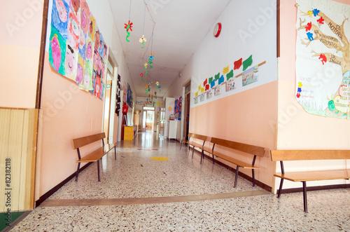 hallway-to-a-nursery-kindergarten