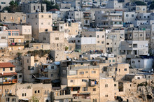 Fragment Of Silwan Village