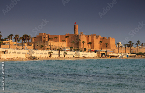 Staande foto Tunesië Ribat in Monastir