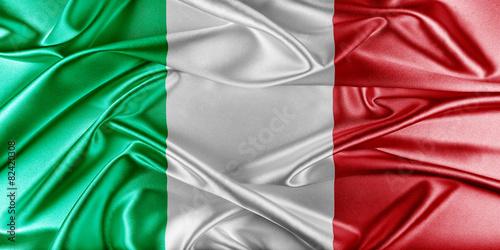 Fotografie, Obraz  Italy Flag