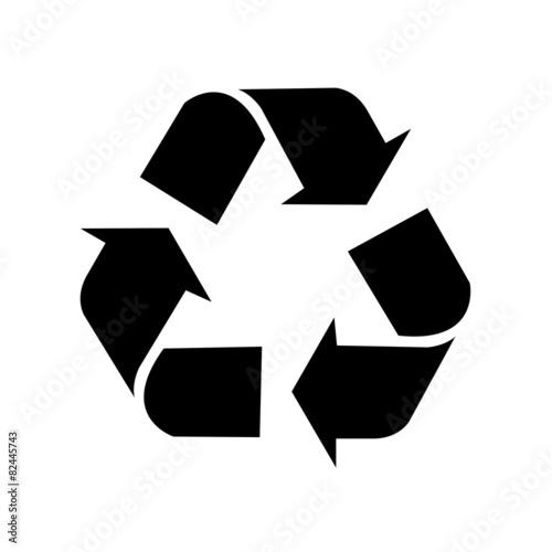 Obraz Recycle simbol - fototapety do salonu