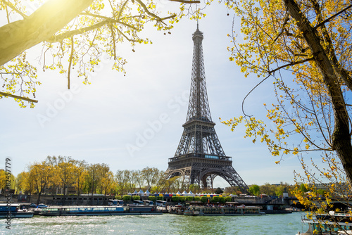 Papiers peints Paris Tour Eiffel