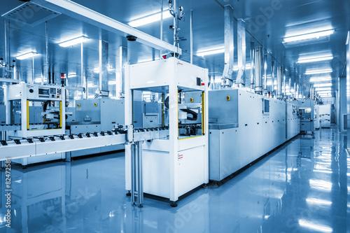 Carta da parati solar panel manufacturing