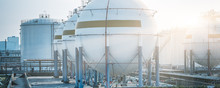 Gas Tanks For Petrochemical Pl...