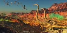 Omeisaurus Dinosaurs