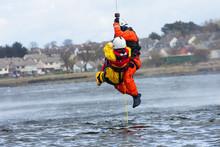 Coast Guard Crew Water Rescue ...