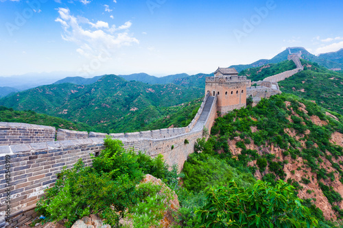 Photo  great wall