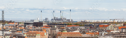 Photo  Power plant in Copenhagen
