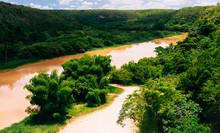 Tropical River Chavon In Domin...