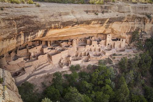 Fotografie, Obraz  Cliff Palace, Mesa Verde National Park, Colorado, USA.