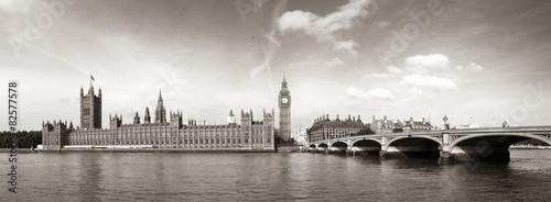 Obraz na płótnie panorama Londynu