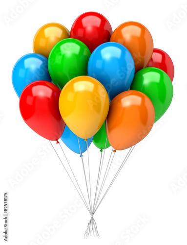 Fotografía Balloons Bunch