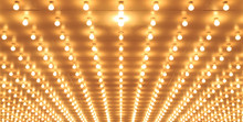 Aligned Theater Lights Of Chic...