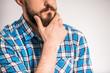 Bearded man