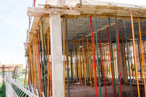 Photo Construcción casa nueva
