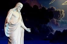 Statue Of Jesus Christ, Temple, Salt Lake City