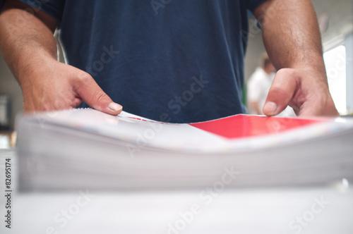 Valokuva  bookbinding