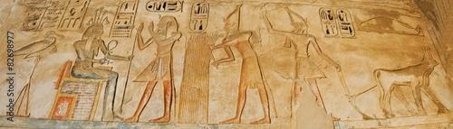 Fotografie, Obraz  hieroglyph 2