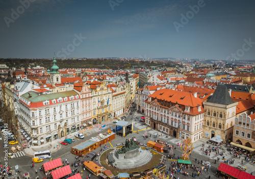 Recess Fitting Prague cityscape Prague