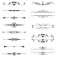 Typographic Ornaments & Rule L...