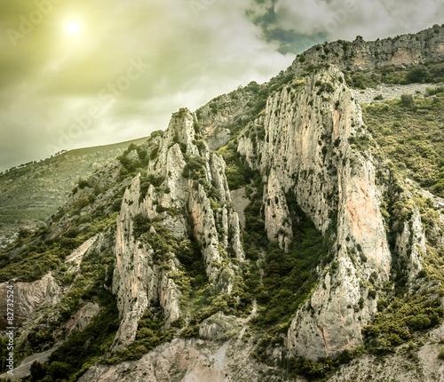 Fotografia beautiful view of the mountains in Austria