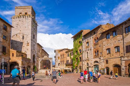 Foto  San Gimignano