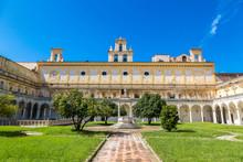 San Martina Certosa In  Naples