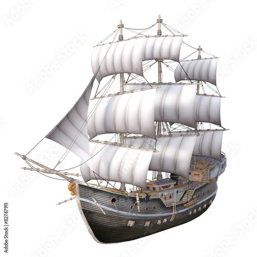 帆船 - 82767911