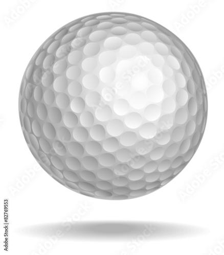 Fotografia Golf ball