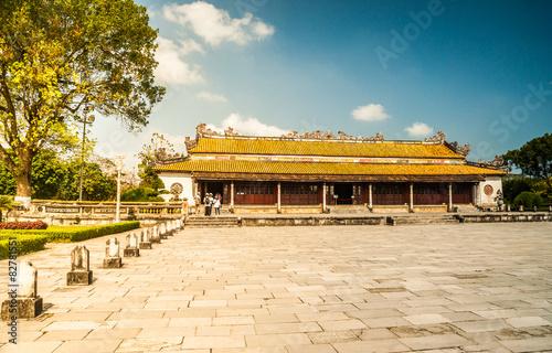 Foto  Citadel in Hue