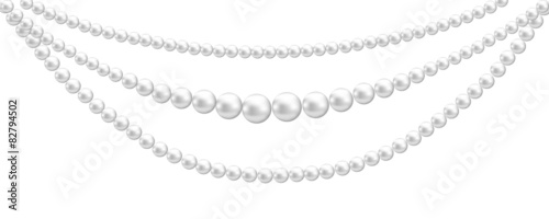 Photo pearl decoration