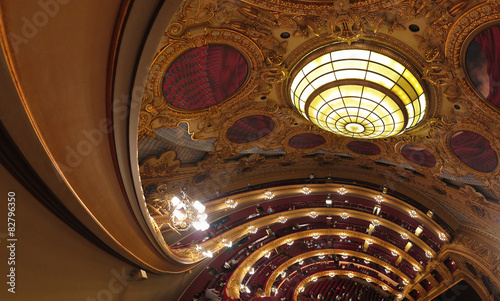 Photo  Gran Teatro del Liceu de Barcelona