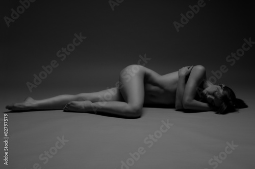 фотография  flexible girls nude photos