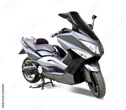 Obraz na plátně Mega scooter