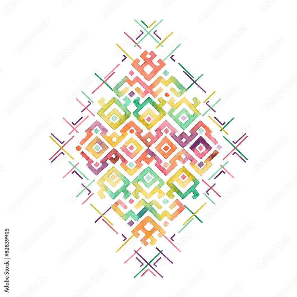 Ethnic Print