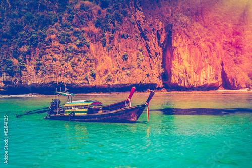 Papiers peints Corail Travel to the paradise island