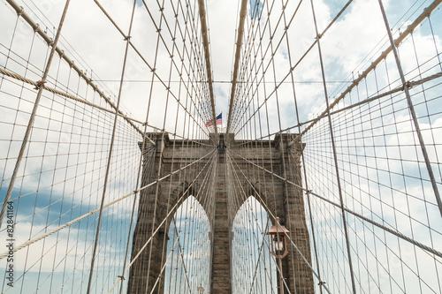 Poster Brooklyn Bridge Brooklyn Bridge