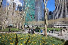 Bryant Park / New York City