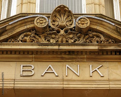 Fototapeta Bank obraz
