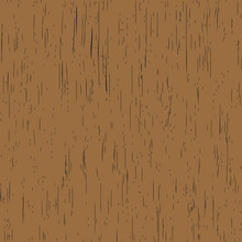 Wood Grain Texture Background, Vector