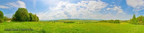 Spring countryside - 82936716