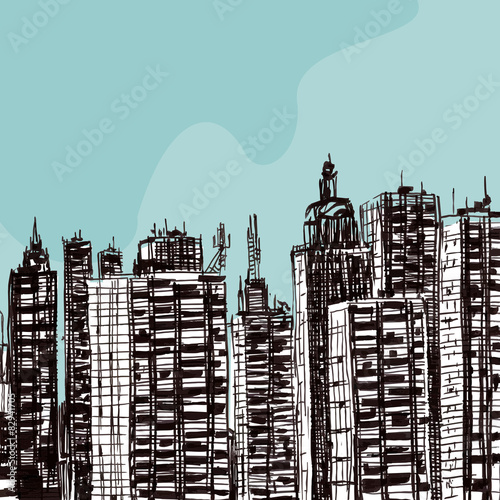 rysowanie-znacznika-budynki-miejskie