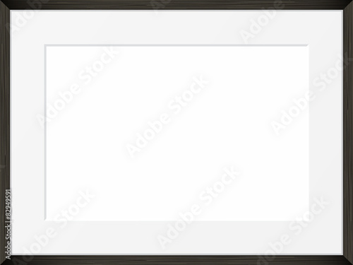 Vector blank of Photo frame
