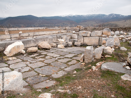 Papiers peints Ruine The ruins at Antioch in Pisidia in Turkey