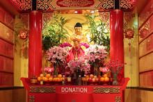 New York / Chinatown - Eastern States Buddhist Temple
