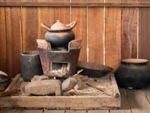 Thai Stove Kitchen Cooking Tool