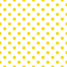 Tile Vector Pattern With Yello...